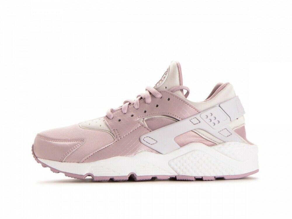 149bb673413db Nike Air Huarache Run Unisex 634835-029 Women-Men Particle Rose Pink ...