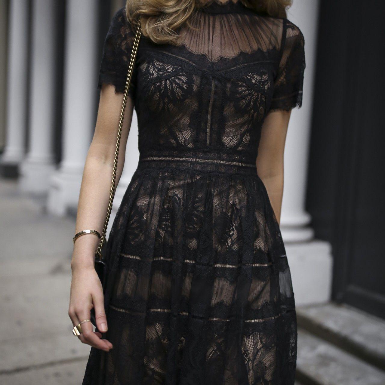 f2d7c38f844 You can t go wrong with a little black dress