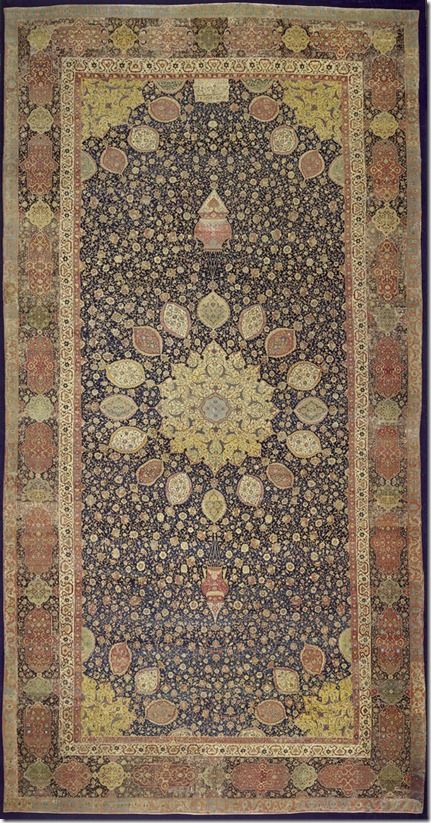 Pin Pa Carpets From The Islamic World