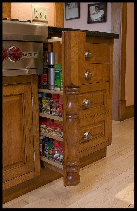 Inspiring hidden storage