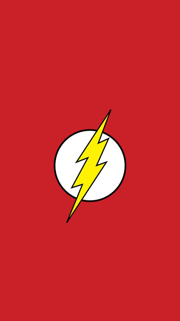 Flash Hero Wallpaper Cool Mobile Iphone Wallpapers