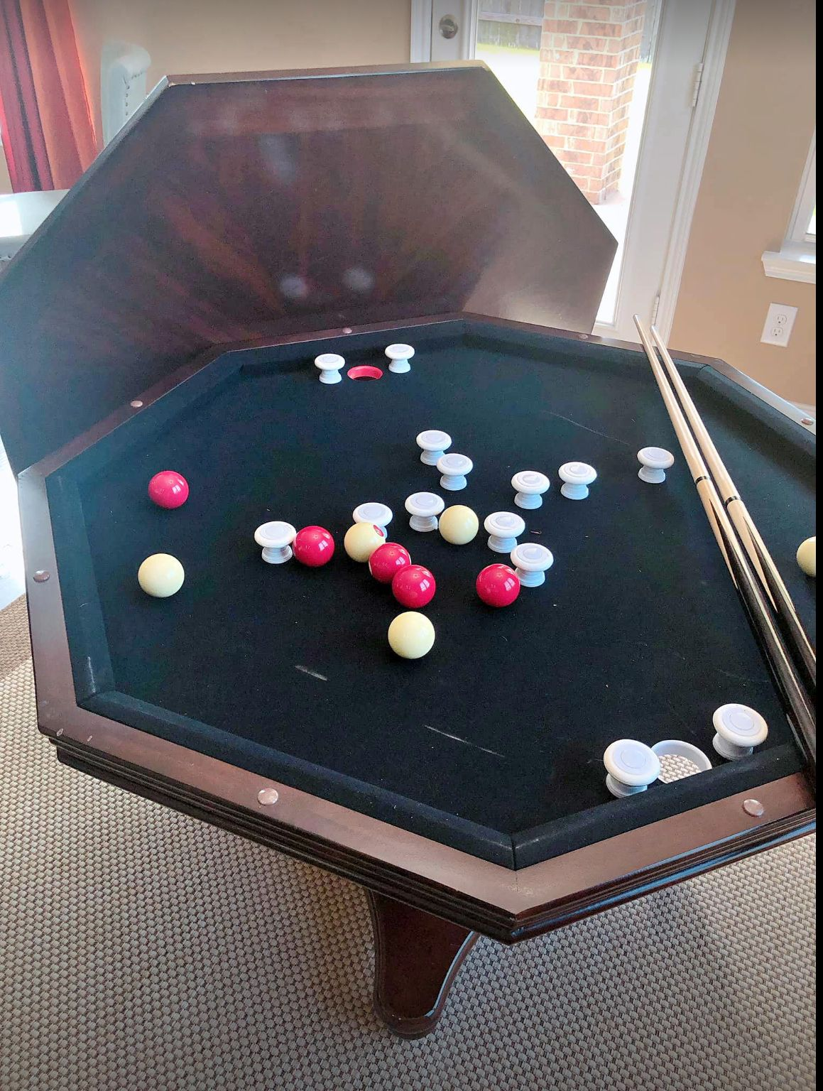 Pin by Jordans on Game Room Poker table, Game room, Decor