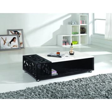 Modern design marble top living room table set center table ...
