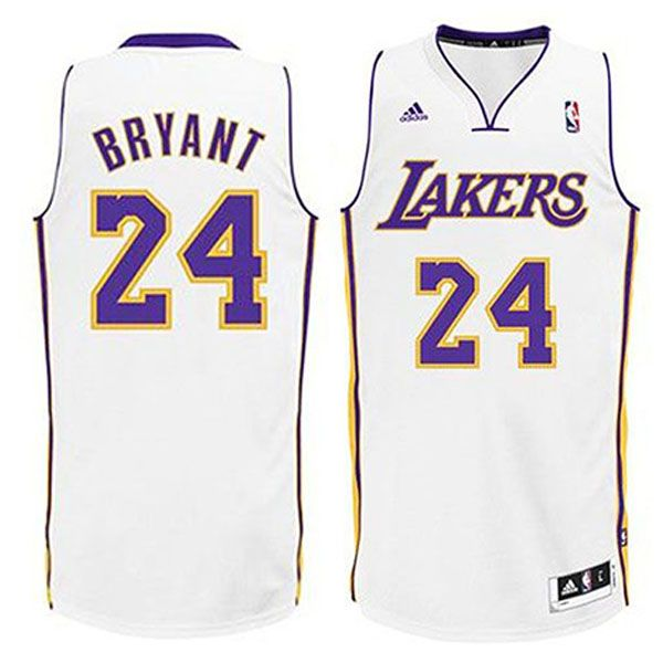 Los Angeles Lakers 24 Kobe Bryant Yellow Jersey Cheap Nba Jerseys Nba Jersey Throwback Nba Jerseys