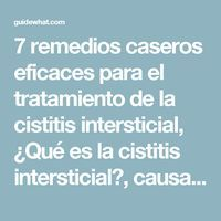 cistitis intersticial tratamiento homeopatico