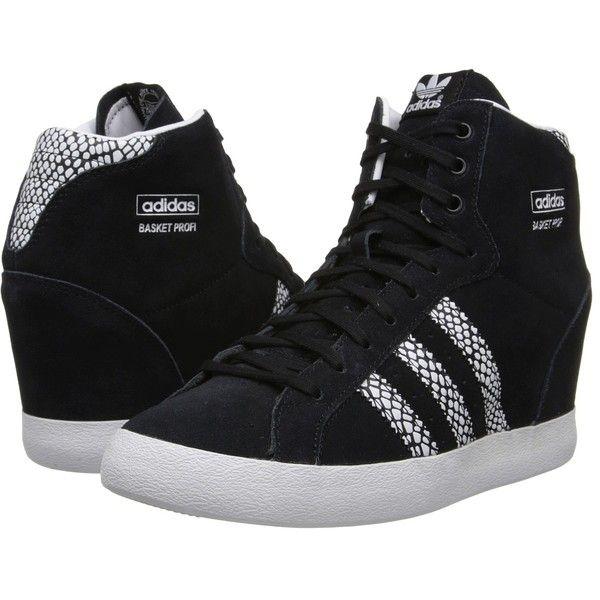 adidas Originals Basket Profi Up W Women s Classic Shoes (120 AUD) ❤ liked  on Polyvore 137d5dc563026
