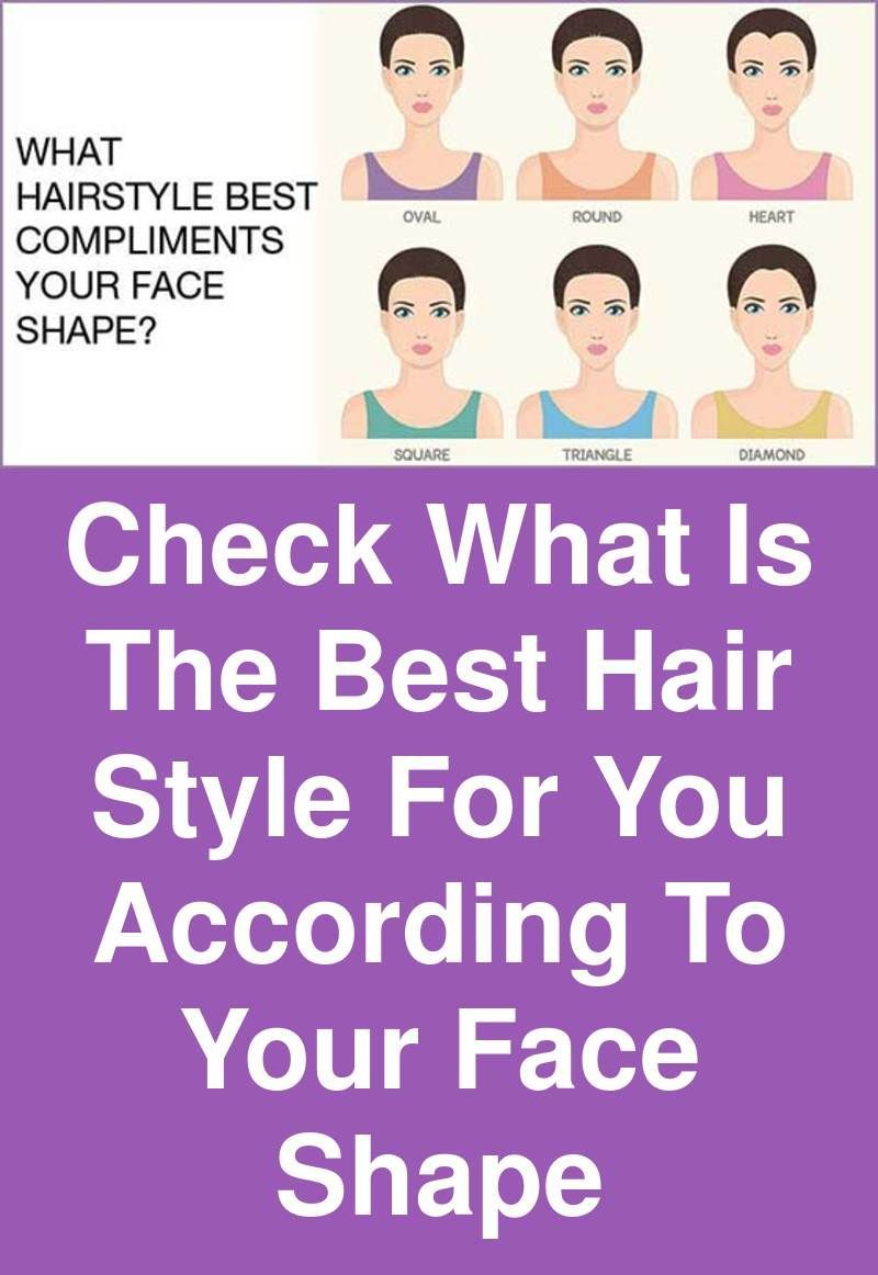 check what is the best hair style for you according to your
