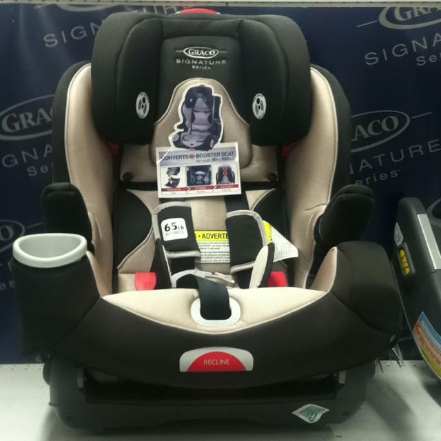 Graco Signature Series Smartseat All In One Convertible Car Seat