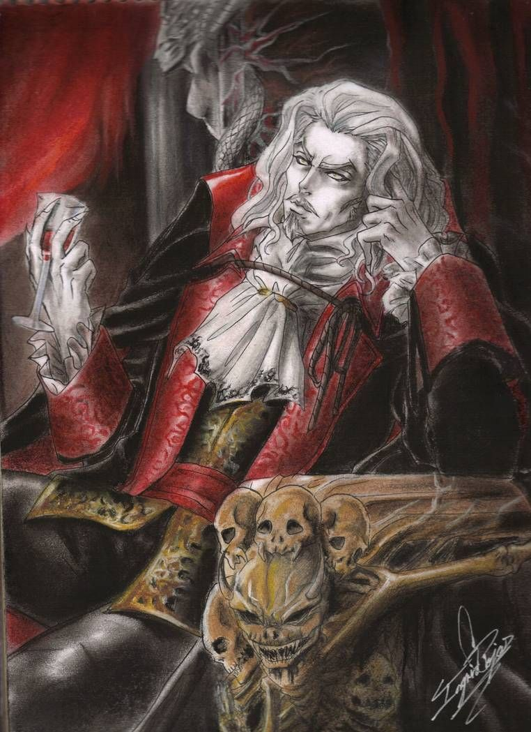 Dracula Symphony by ClAyMoReMiRiA Dracula, Art, Order