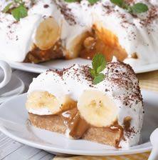 Εντάξει, θεωρώ ότι είναι το πιο χορταστικό γλυκό που υπάρχει. Εντυπωσιακό με πλούσια καραμέλα και λαχταριστά κομμάτια μπανάνας