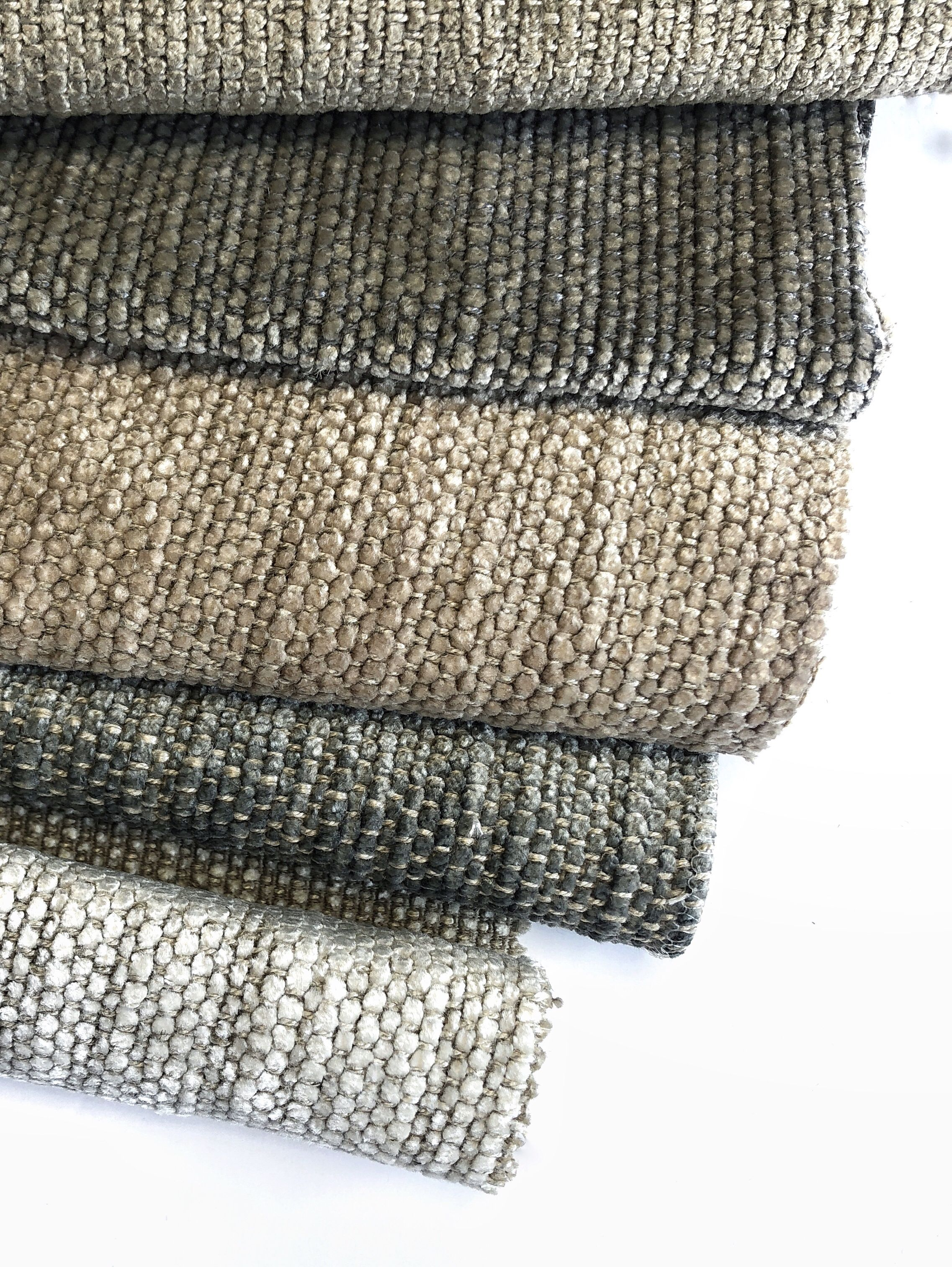 luxurious chenille upholstery fabric