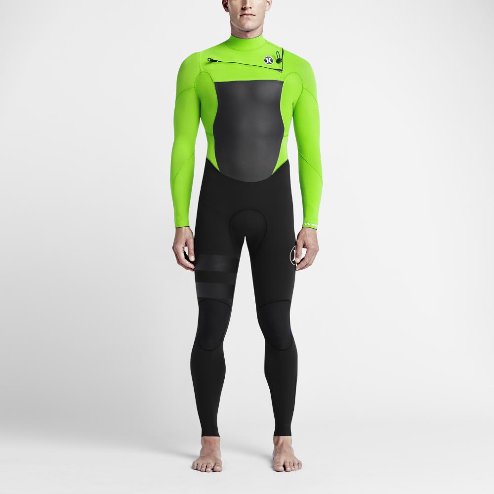 Hurley Fusion 302 Fullsuit Men's Wetsuit Size Medium Tall