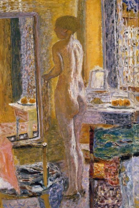 Bonnard pierre nude