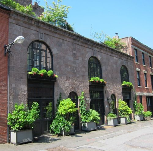 14-Grace-Court Alley Carriage House, Brooklyn.