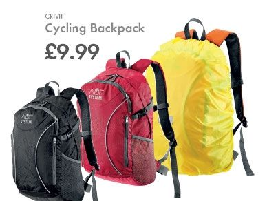CRIVIT Cycling Backpack Cycling backpack, Backpacks