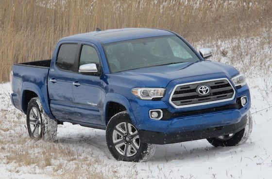 The 3rd era of Toyota Ta a could have an identical measurements as