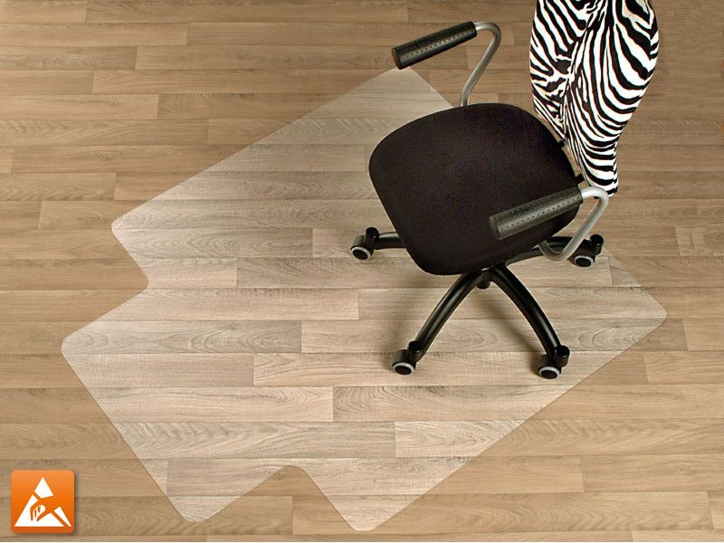 AntiStatic Chair Mat with Lip Hard Floor Chair mats