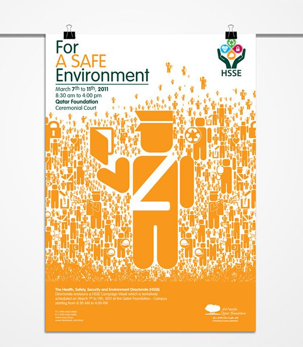 QATAR FOUNDATION HEALTH, SAFETY, SECURITY  ENVIRONMENT