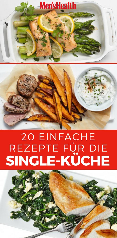 Essen für single rezepte