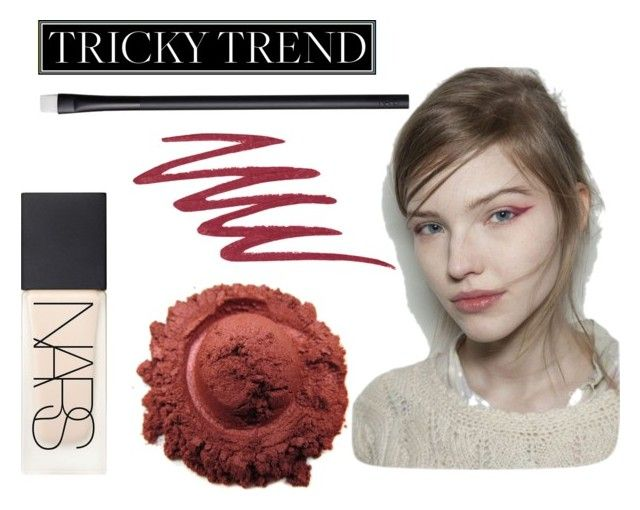 """""""Untitled #208"""" by love525life ❤ liked on Polyvore featuring beauty, Stila and NARS Cosmetics"""