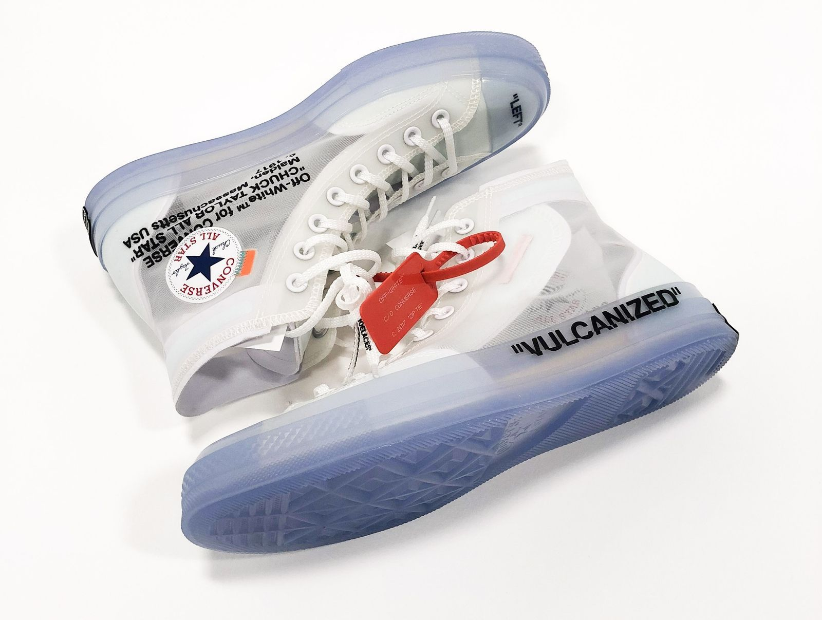 Converse x Off White Virgil Abloh.