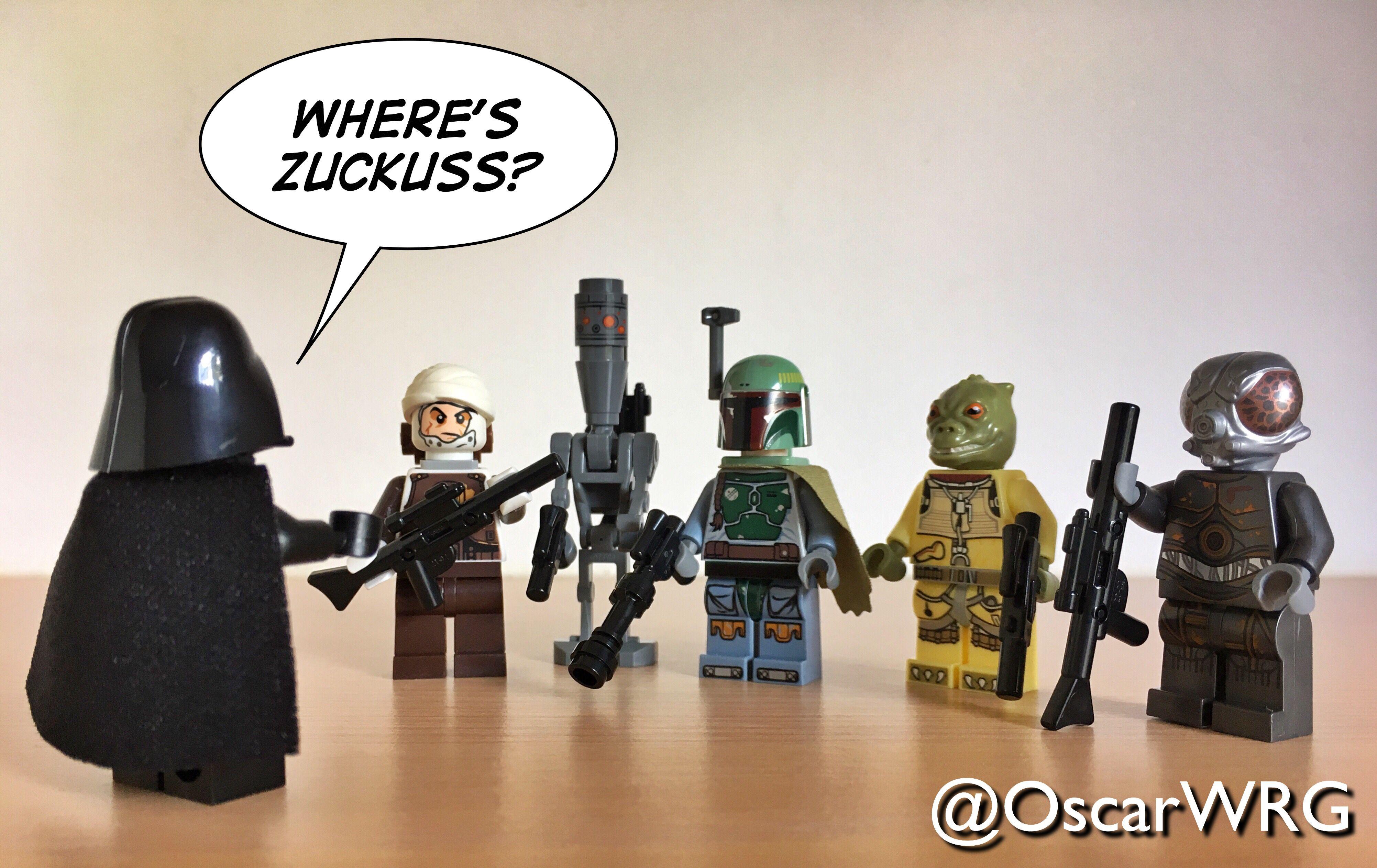 Where\'s #Zuckuss? #BountyHunter #BountyHunters #Dengar #IG88 ...