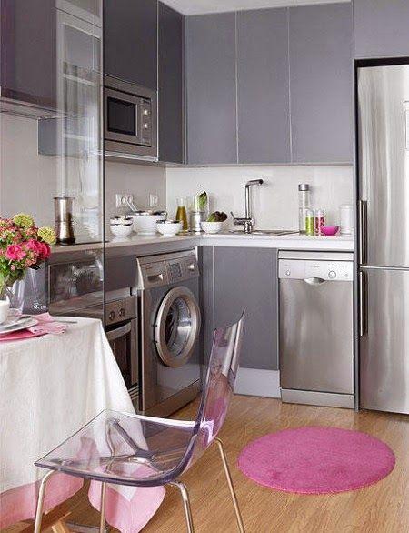 Mini cocinas llenas de grandes ideas ¡Míralas todas! | Mini cocina ...