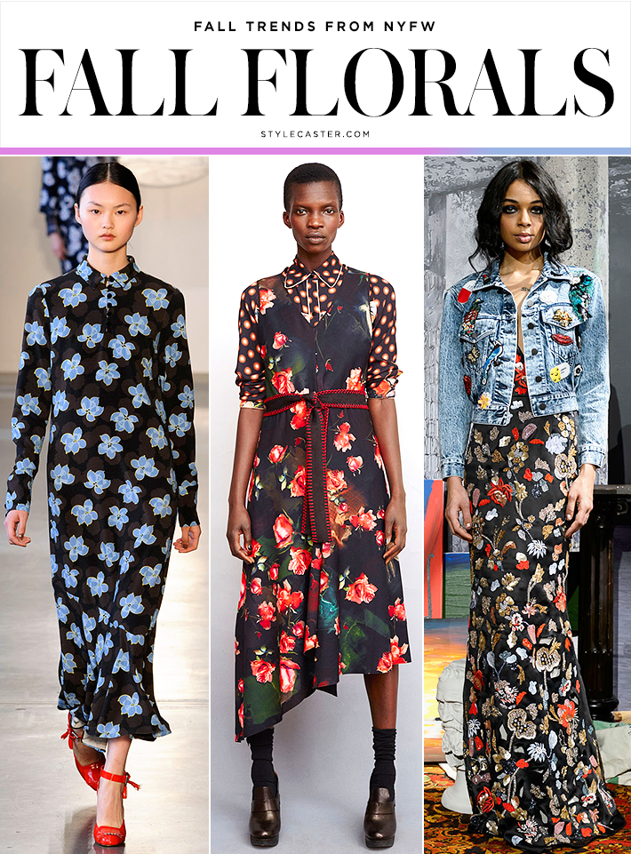 The 12 Best Fall Trends From New York Fashion Week Stylish Fall Outfits Current Fashion Trends Fashion Week