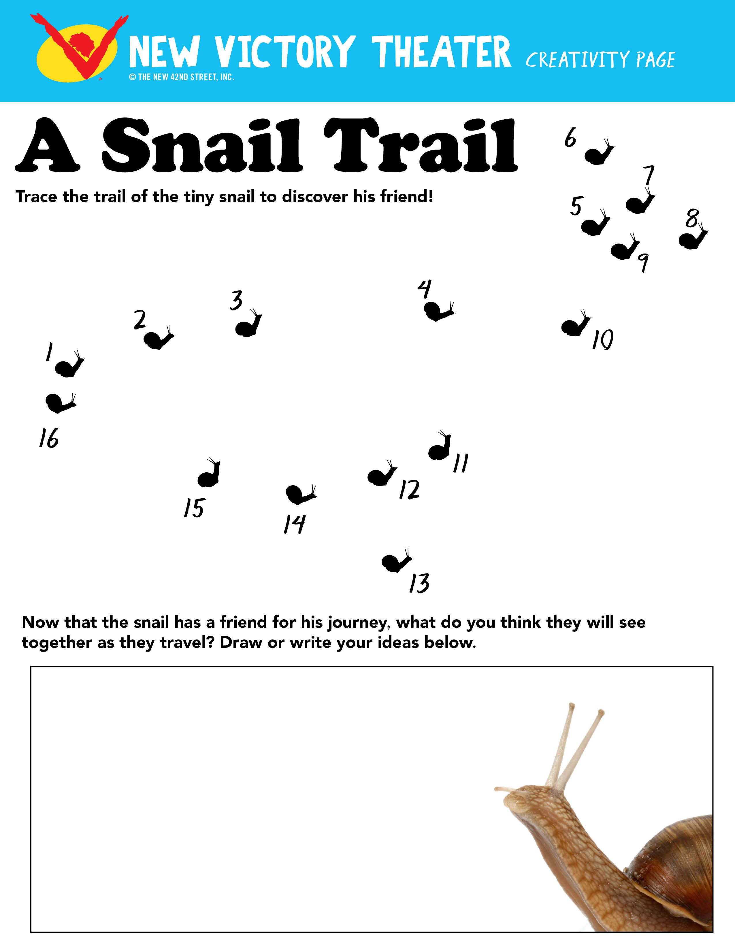 The Snail and the Whale School Tool. Printable education activities for  ages 4-7