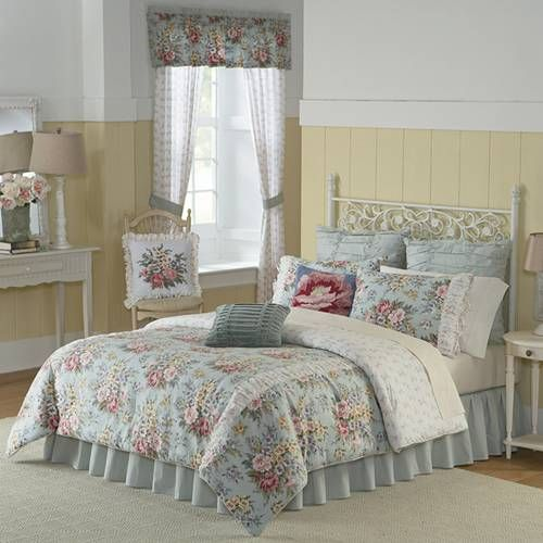 MaryJanes Home Peony Patch Bedding By MaryJanes Home Bedding, Comforters, Comforter Sets, Duvets, Bedspreads, Quilts, Sheets, Pillows: The Home Decorating Company