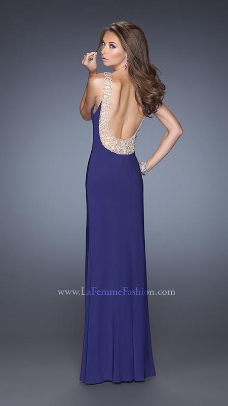 La Femme 20434   La Femme Fashion 2014 - La Femme Prom Dresses - La ...