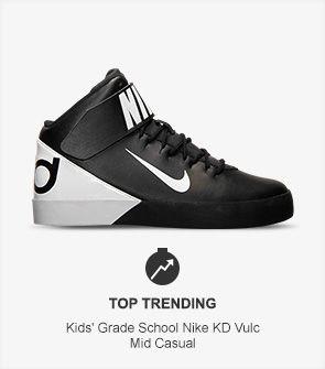 9adb577e70d Nike Boys  Grade School KD Vulc Mid
