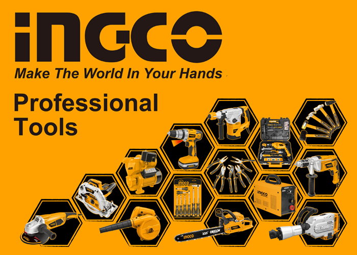 INGCO Power Tools, Hand Tools, Safety Equipment, Welding Tools