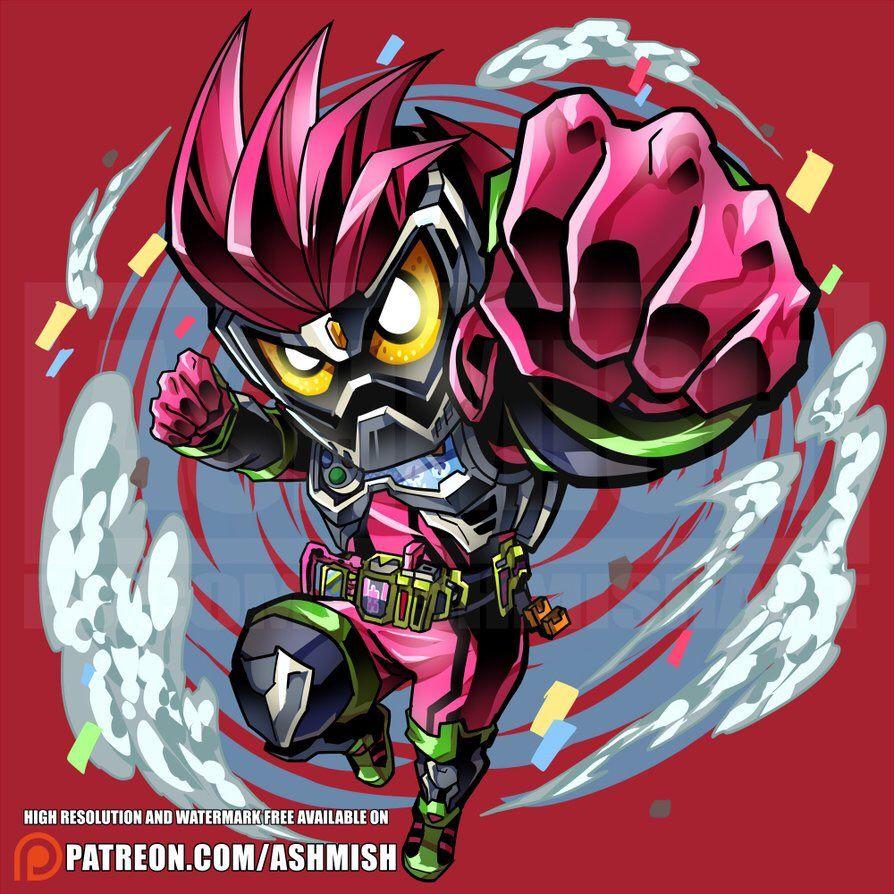 Kamen Rider ExAid by ashmish Anime, Siêu nhân, Cảm hứng