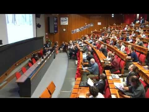 Day 4: Mathematics Session, Cédric Villani - YouTube