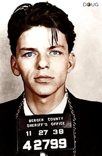 Citaten Frank Sinatra : A man alone vintage photos in geschichten