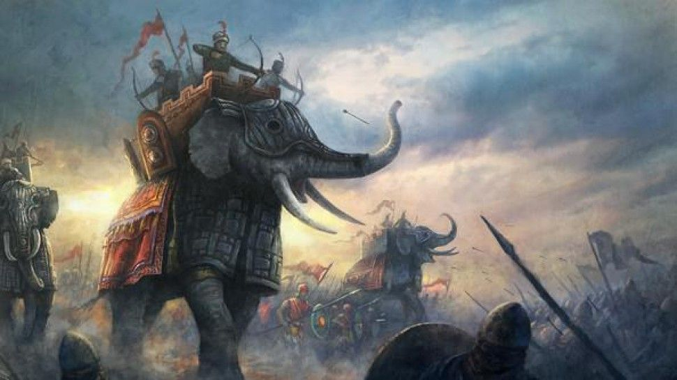War Elephants: The Military Tanks of the Ancient World