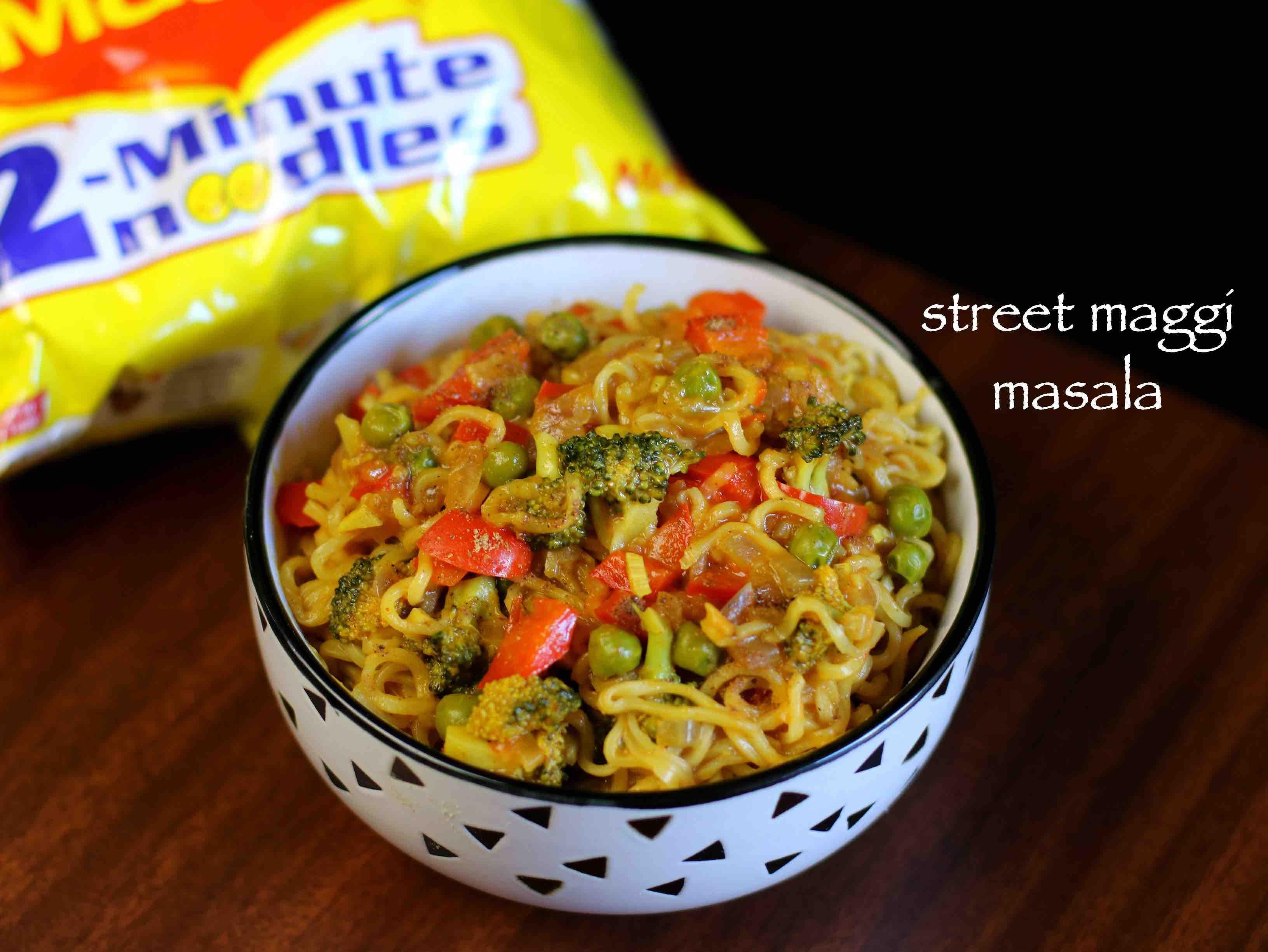 Maggi Noodles Recipe Maggi Masala Noodles Maggi Recipes
