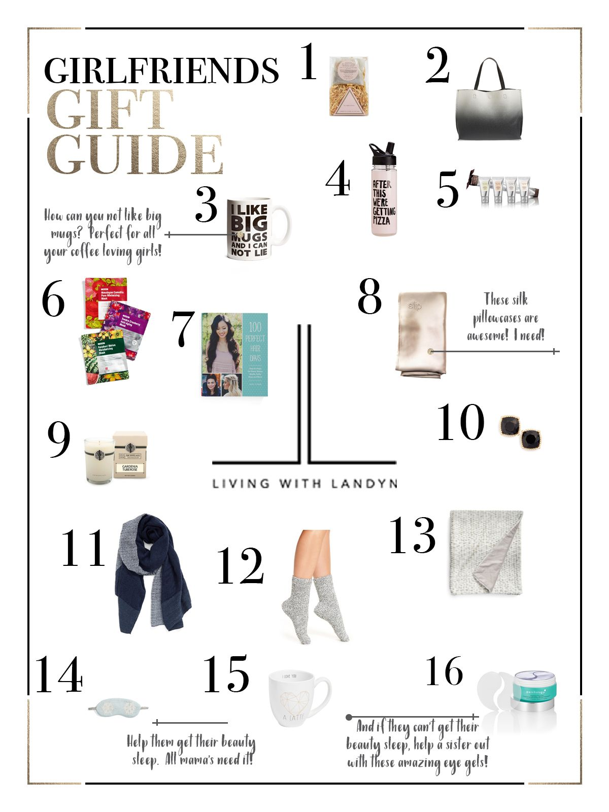 what to get your girlfriends for christmas holiday gift guide for your girl friends