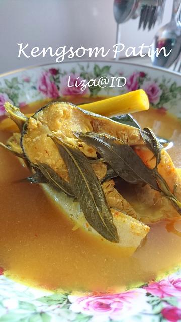 Intai Dapur Kengsom Asam Pedas Thai Ikan Patin