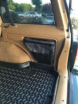 Jeep Cherokee Xj Parts Rear Storage Bag Jeep Cherokee Xj Jeep