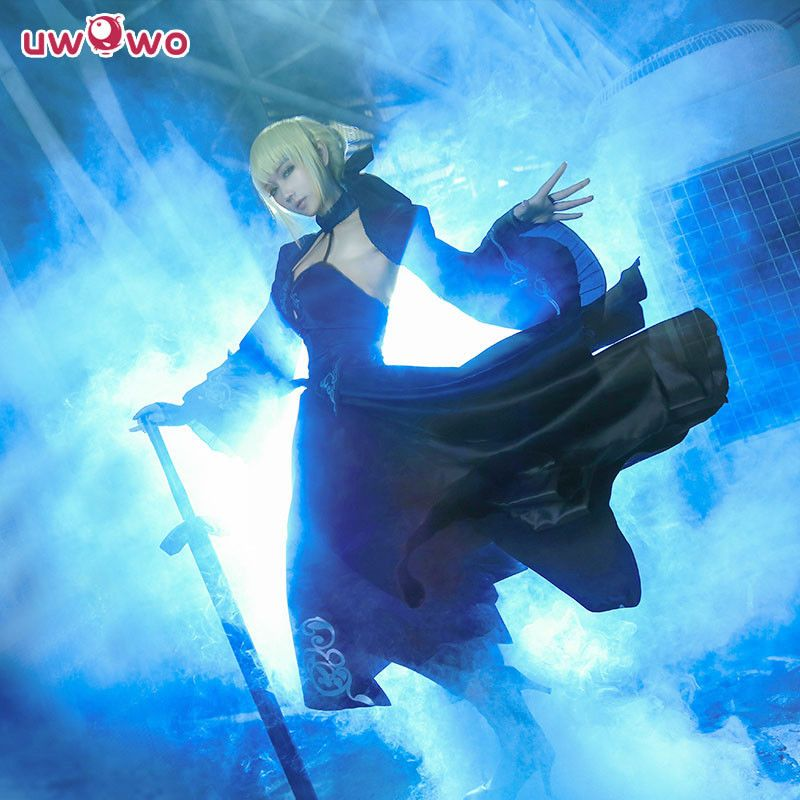 Fate Stay Night UBW Alter Saber Cosplay Costume Halloween Christmas Cosplay