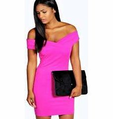 boohoo Bryony Off The Shoulder Bodycon Dress - magenta Whether it's sugary show-stoppers or monochrome midis, we've got need-right-now night out dresses nailed. Bodycon dresses turn to tomboy textures with killer quilting, shift dresses get sporty with su http://www.comparestoreprices.co.uk/dresses/boohoo-bryony-off-the-shoulder-bodycon-dress--magenta.asp