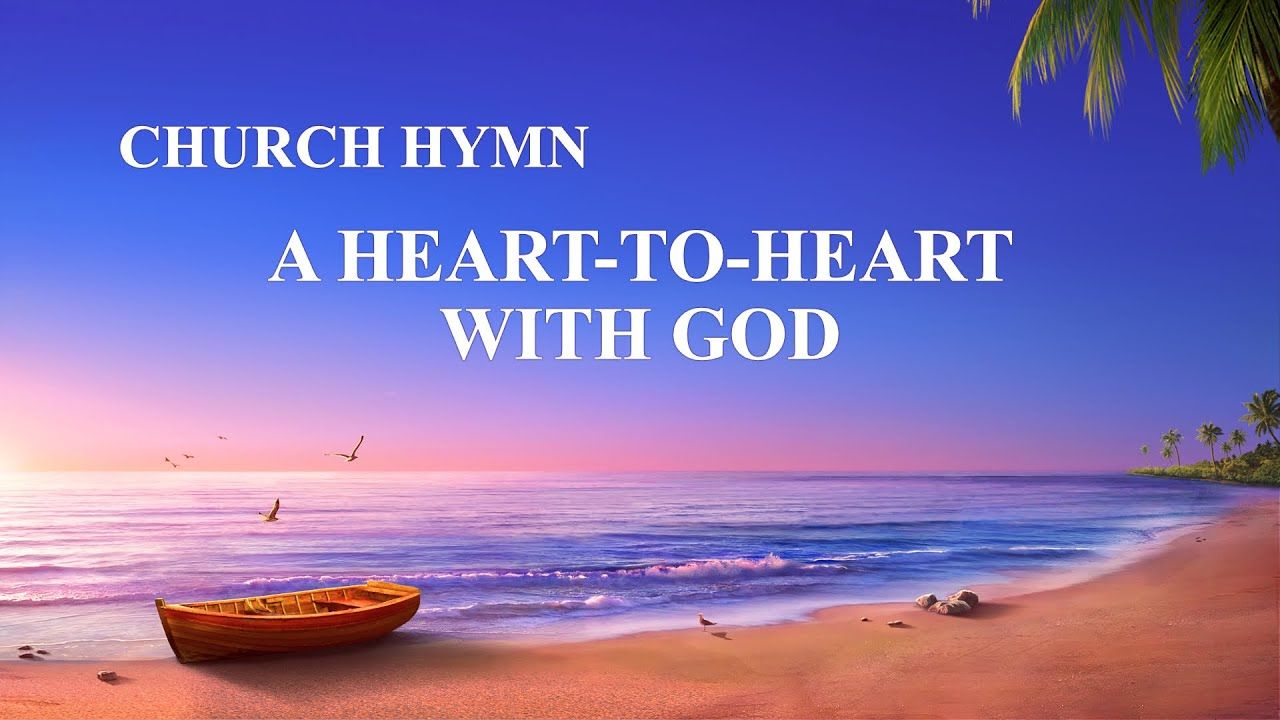 A Heart To Heart With God New English Gospel Song With Lyrics
