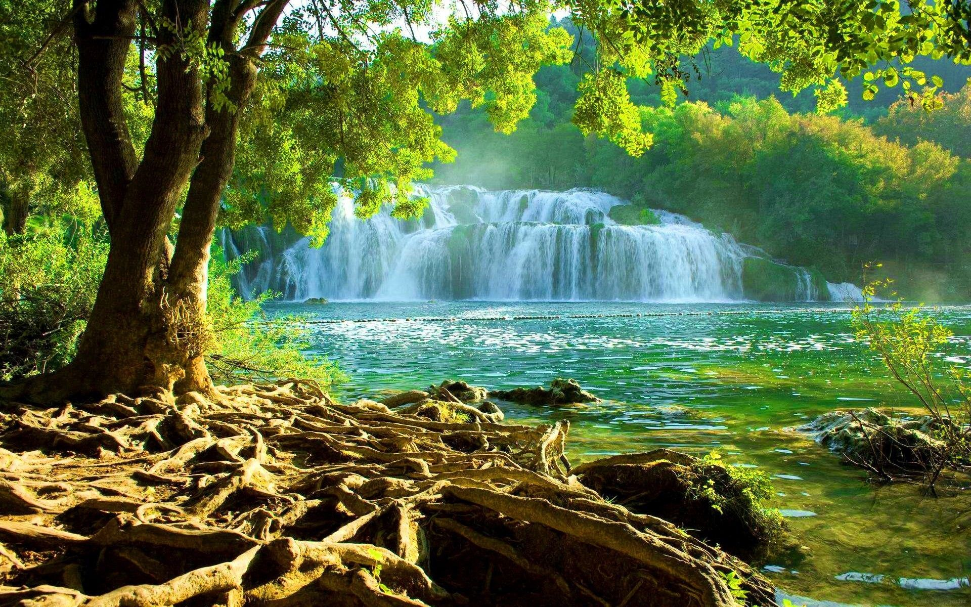 National park krka (1920x1200, park)  via www.allwallpaper.in
