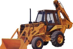 Case 680k Loader Backhoe Operators Pdf Manual Download Backhoe Case Excavator Car Repair Service