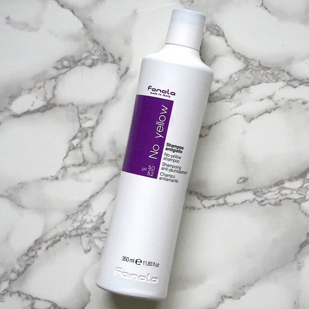 If You Color Your Hair Blonde, You Need This Purple Shampoo #purpleshampoo