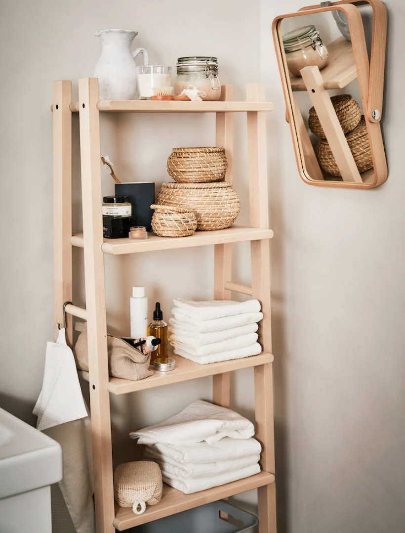 Photo of 25 clever bathroom storage ideas