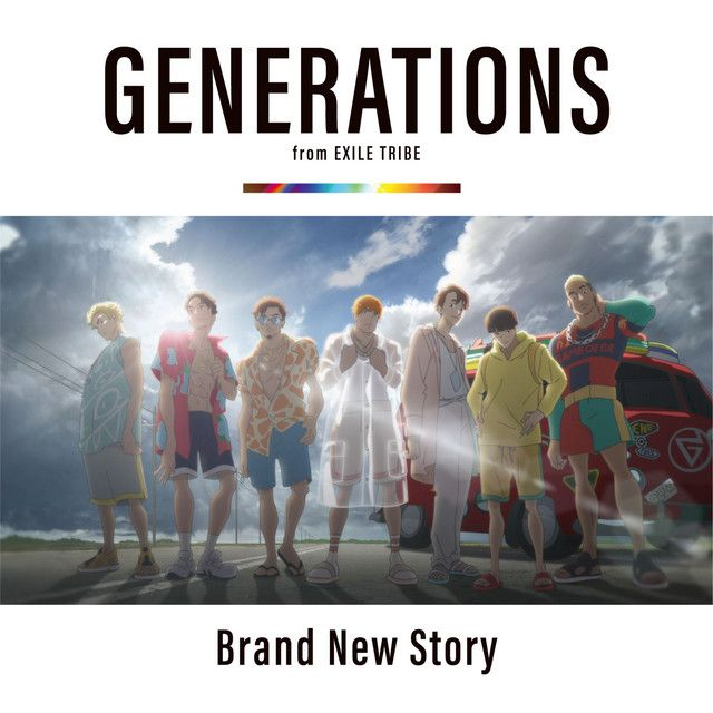 Brand New Story De GENERATIONS From EXILE TRIBE #jmusic