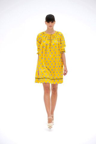 Yellow sunny dress by Victoria Victoria Beckham
